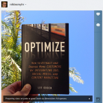 @niklasmyhr recommends Optimize book